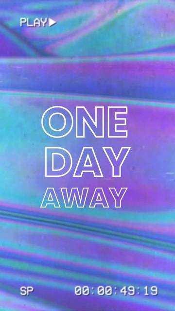 One Day Countdown